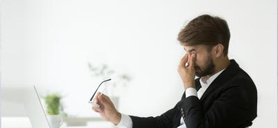 اسباب ضعف النظر بعد عملية الليزك